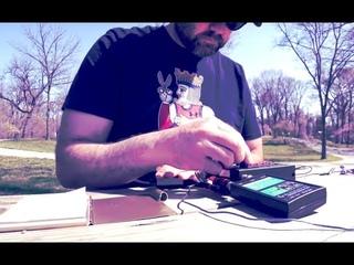 YouKits & Elecraft T1 QRP Tuner | Wire into Tree Antenna