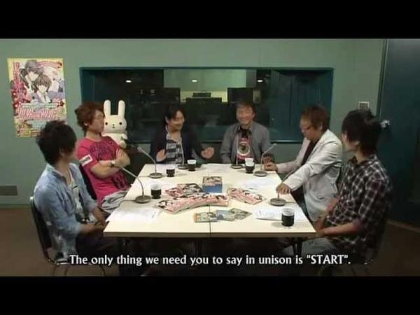 Sekai-ichi Hatsukoi Seiyuu EXTRA talk 2 [aarinfantasy]