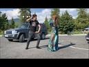 Девушка Танцует Очень Классно На Кавказе RAINA Dance 2020 Лезгинка Чеченская ALISHKA Шибаба