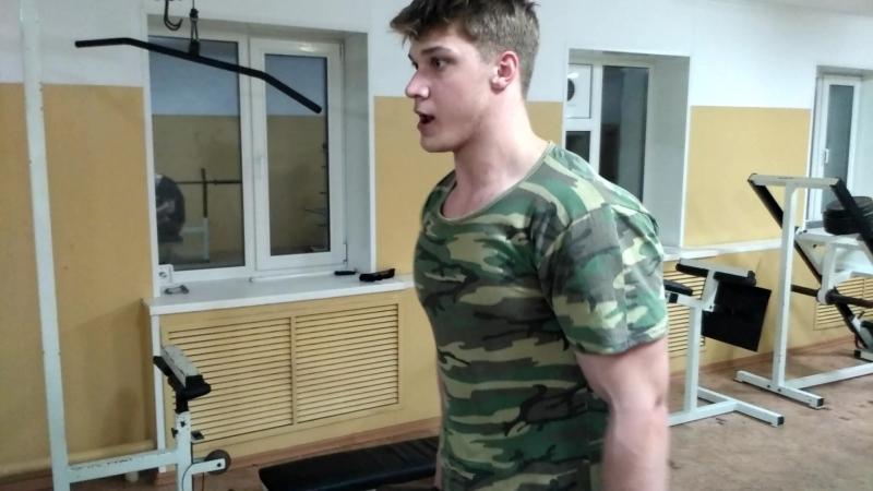 09.04.2018, Алексей Халявин, попеременные молотки