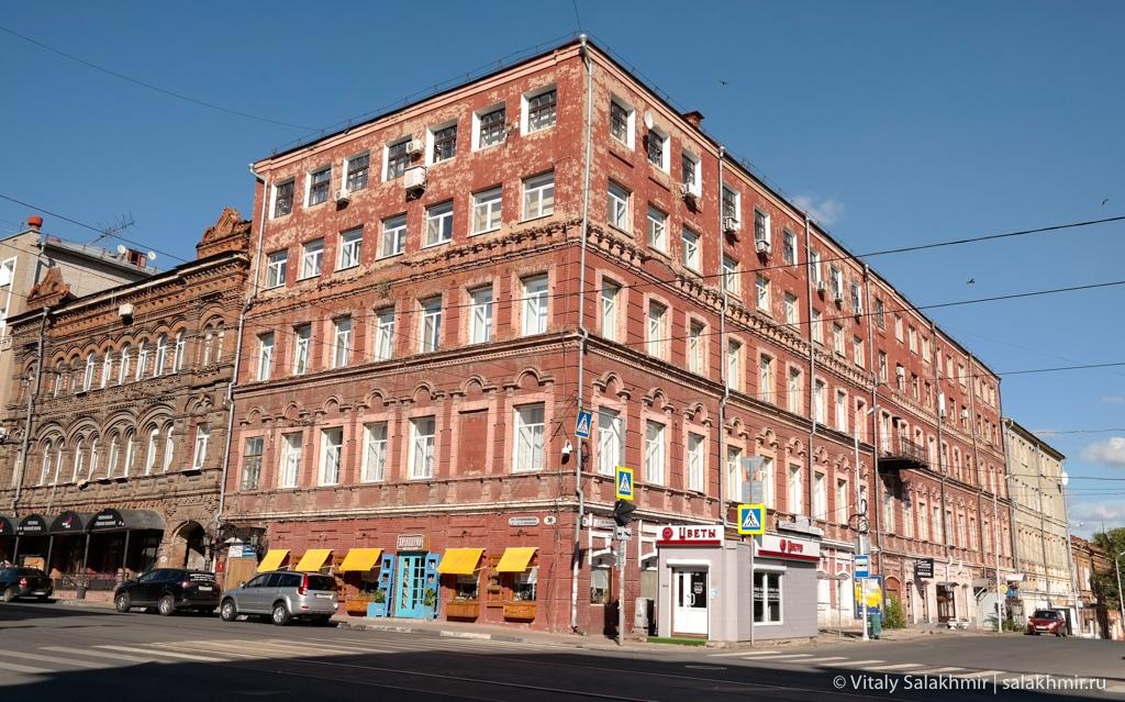 Арбат в Самаре, Лениградская улица