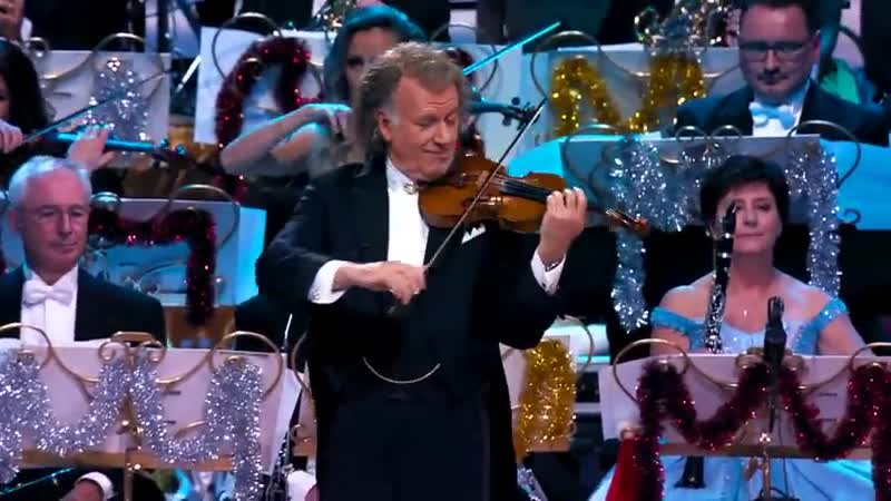André Rieu Johann Strauss Orchestra - The Skaters Waltz. Live In Concert Jolly Holiday.
