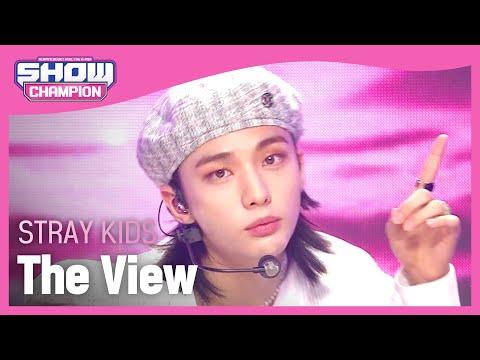 Show Champion COMEBACK 스트레이 키즈 더 뷰 Stray Kids The View l EP 407