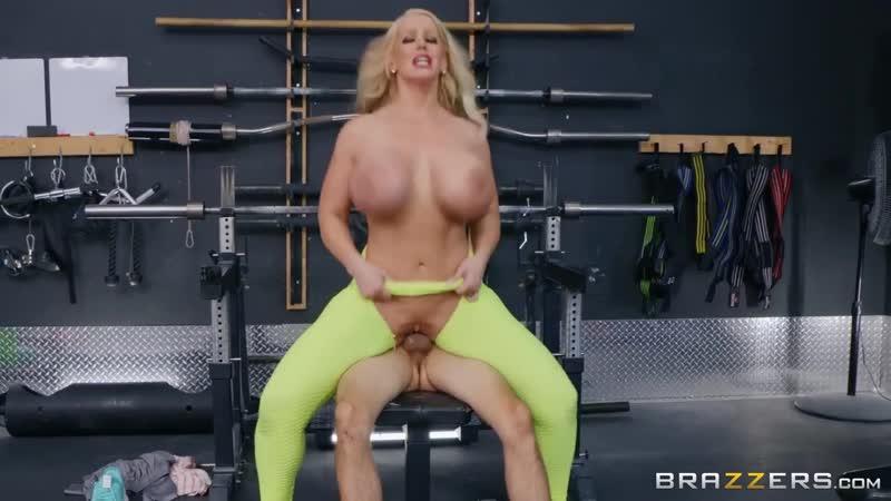 Alura Jenson - gym fitness boobs busty big tits milf mature mofos sex porn handjob blowjob cumshot фитнес сиськи порно секс