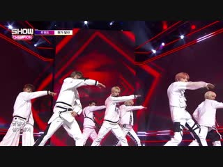 Lucente - Your Difference @ Show Champion 181017