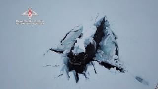 Комплексная арктическая экспедиция ВМФ России и РГО «Умка-21»
