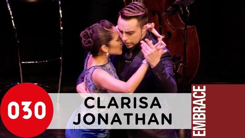 Clarisa Aragon and Jonathan Saavedra – Poema by Solo Tango ClarisayJonathan
