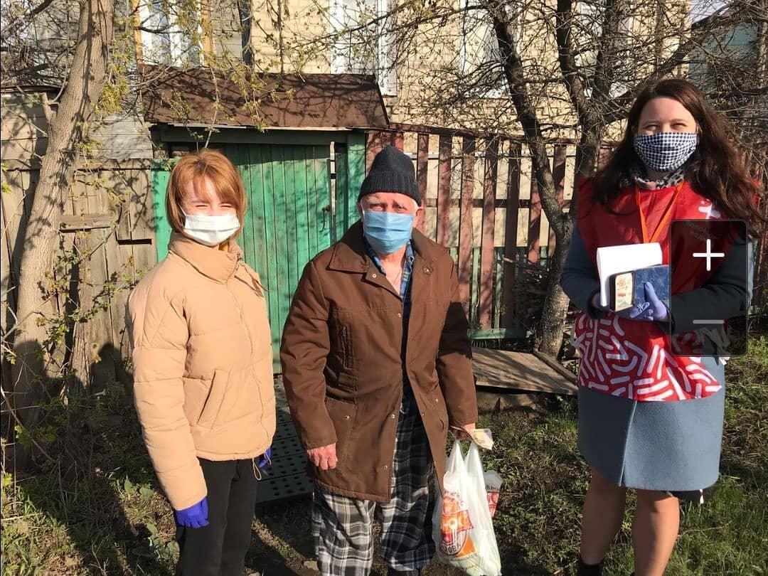 За первый месяц работы волонтёры регионального штаба Всероссийского движения #МыВместе обработали более двух тысяч заявок от жителей