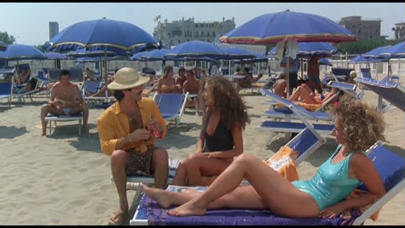 Римини Римини Rimini Rimini IT 1987 в ролях Лаура Антонелли Эльвира Одре Паоло Вилладжо Джерри Кала Серена Гранди