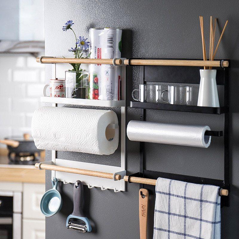 Магнитный органайзер для холодильника -