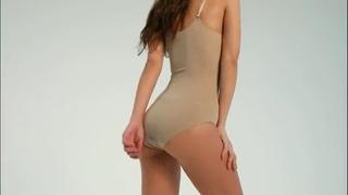 Women Bodysuit Shapewear V Neck Bodysuit Full body Shaper Sealess Firm Tummy Control