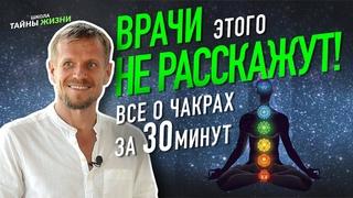 ВСЯ ПРАВДА О ЧАКРАХ ЗА 30 МИНУТ - Павел Круць