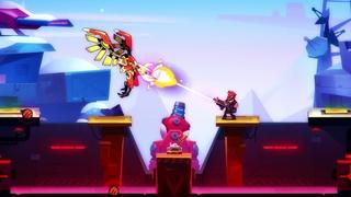 Blast Brigade Gameplay Trailer — PAX East 2021