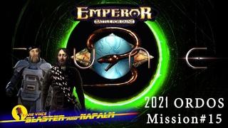 🔥 DUNE 2021 Game Emperor House Ordos Battle for dune Mission-15 Прохождение с BLASTER and NAPALM