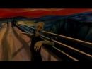 Крик Мунка в клипе The Graet Gig In The Sky (Pink Floyd) _ Sebastian