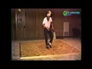 Michael Jackson creating his iconic Moonwalk Dance for the first time part 1