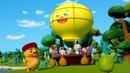Бобр Добр - Шарик🎈 - Серия 35 - прикольные мультики для детей