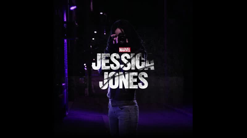 Создавая Джессику Джонс › производство промоушена