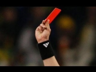 Top 10 Funny Red Cards Ever ● HD