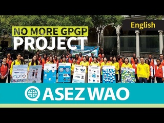 ASEZ WAO 'No More GPGP' Project 《World Mission Society Church of God》