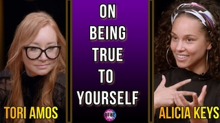 TORI AMOS & ALICIA KEYS | On Being True To Yourself