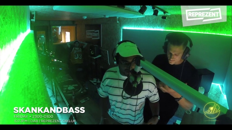 Skankandbass on Reprezent - 008 - New Music Special