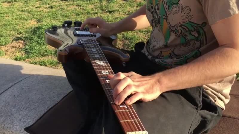StrunoBit - Bubber Snow (RAV Lap Tapping Guitar)
