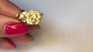 Золотое кольцо Piaget Rose 750 пробы от Комиссионного магазина Ривьера24 НН