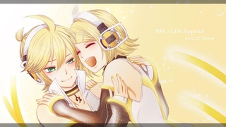 My top 30 Vocaloid KAGAMINE RIN / LEN songs right now