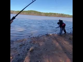 Отличный улов. Кто знает, что за рыба jnkbxysq ekjd. rnj pyftn, xnj pf hs,f