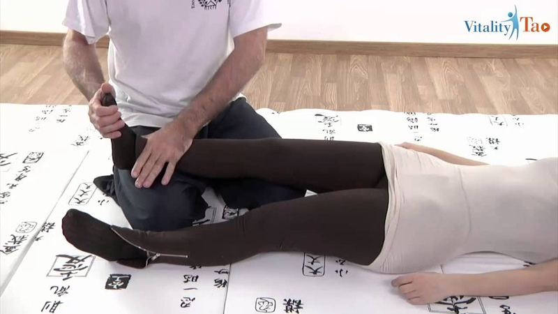 Shiatsu David Ventura Articolazioni inferiori ITA Preview