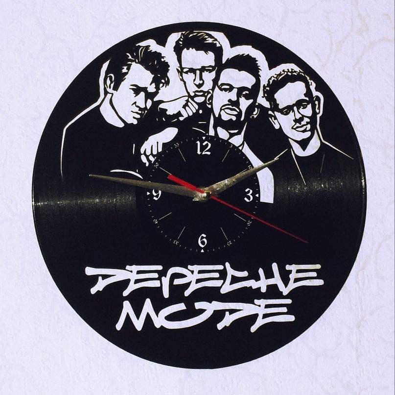 Эволюция изготовления часов и других изделий из виниловых пластинок, изображение №15