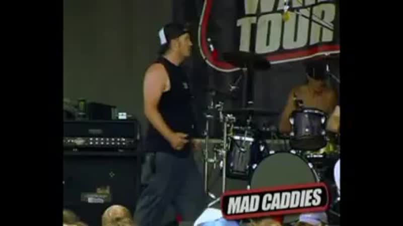 Mad Caddies Roadrash