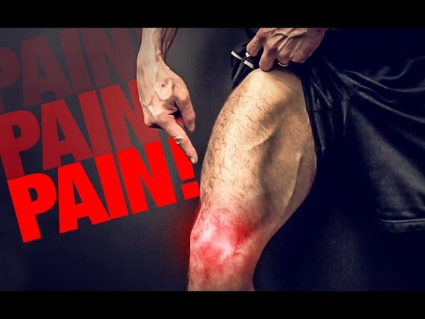 Warmup to Stop Knee Pain with Squats (TENDON WARMUP!)