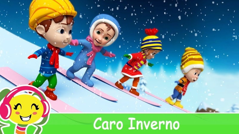 Caro Inverno ❄️ Canzoni di Natale per bambini 🎅