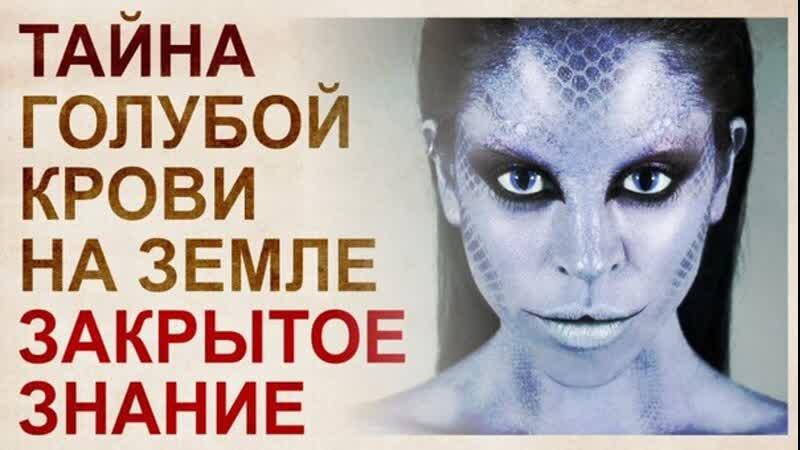 👾Шестая pаca профессора Манойлова Люди голубых кровей правят миром