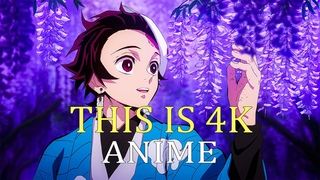 THIS IS 4K ANIME (Ultra HD Anime)