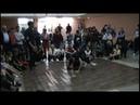 01 Lis Хвалынск и Chink Чебоксары, juniors, 1I4 финала, Open kids battle 2, Хвалынск 22 09 2019