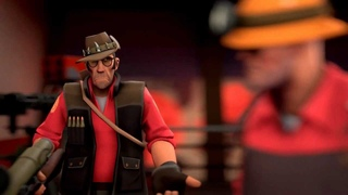 """""""Once Upon A Time In 2fort, Part 1"""" - SFM - Saxxy Awards Entry 2012"""