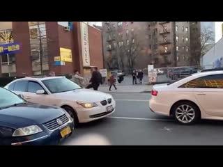 Битва за парковочное место