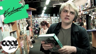 Comic Book Shopping With My Chemical Romance's Gerard Way   Cool Accidents