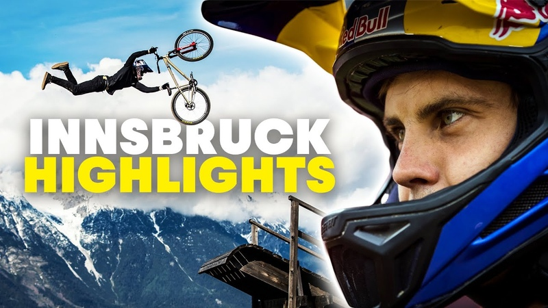 Best of Crankworx Innsbruck 2020 FULL MTB Recap