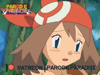 cartoon pokemon xxx