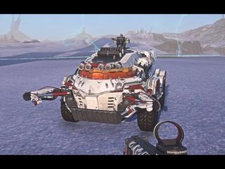Space007 VS AntGang (Planetside 2)