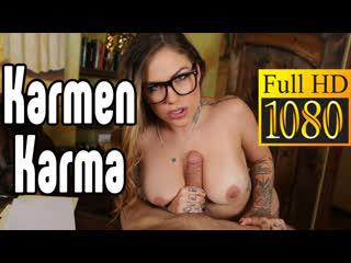 Karmen Karma Big TITS большие сиськи big tits Трах, all sex, porn, big tits, Milf инцест, порно blowjob brazzers секс