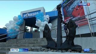 В Петрозаводске открылся второй фирменный магазин форелевода Николая Федоренко
