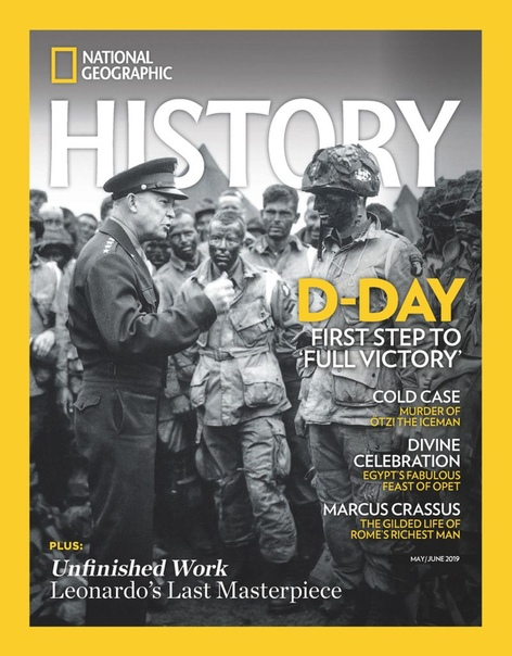 2019-05-01 National Geographic History