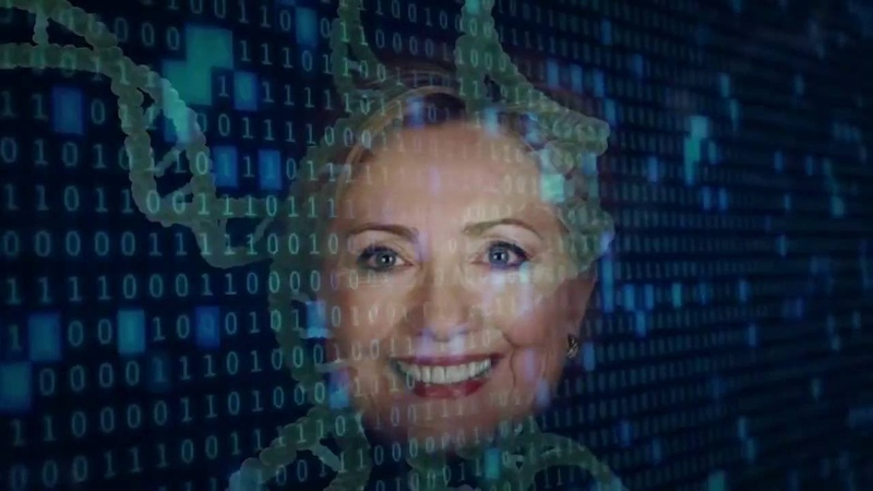 Evidence shows Hillary Clinton is a robot