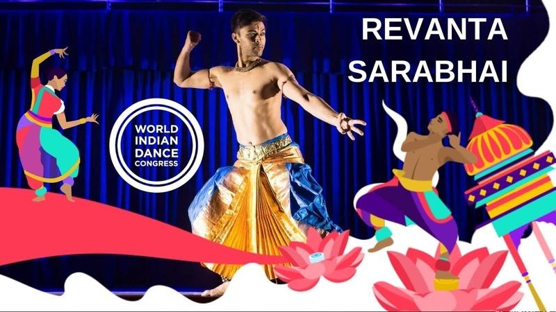 Revanta Sarabhai on WIDC Gala Show