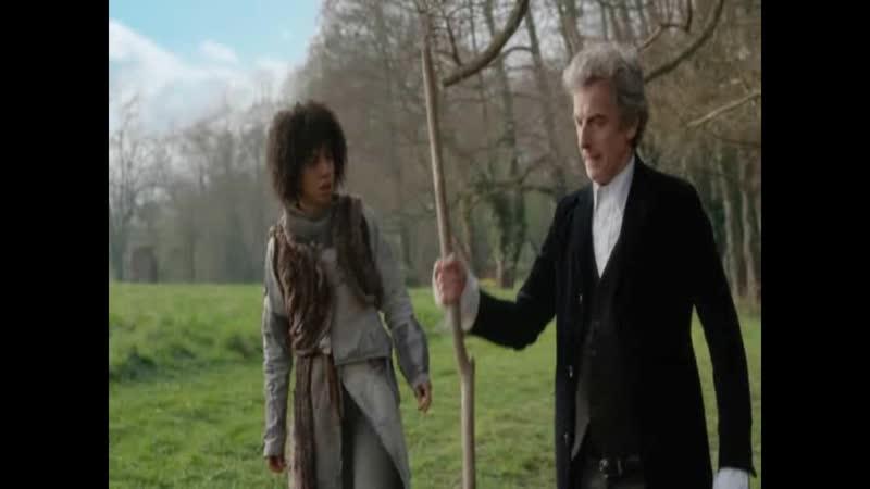Доктор Кто 12й Доктор пародийная озвучка